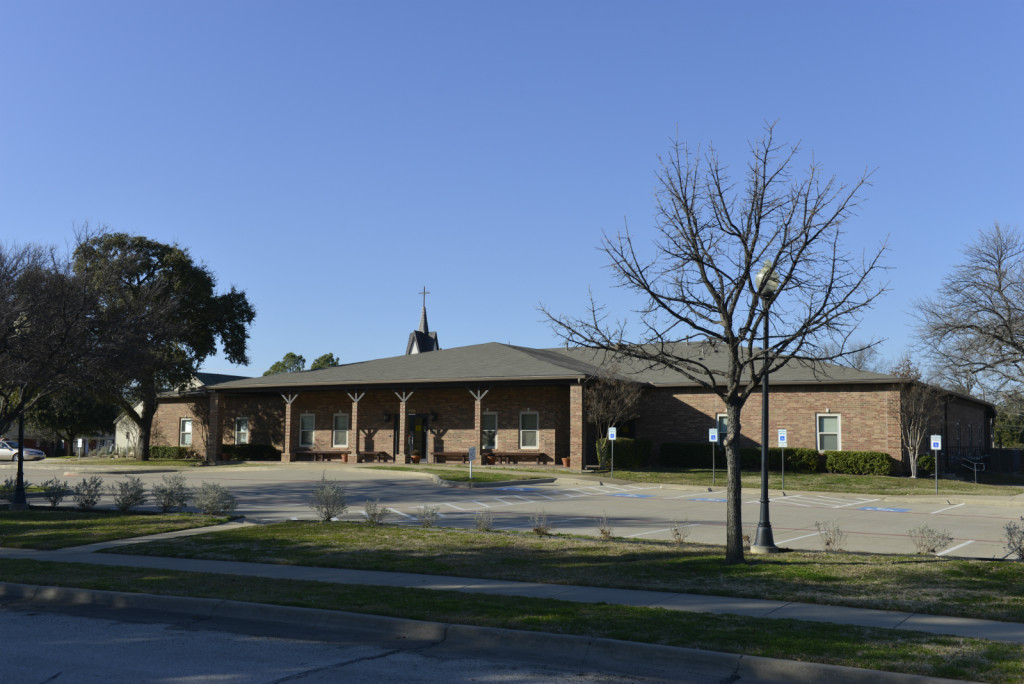 Story Hall at Redeemer Episcopal Church in Irving, Texas