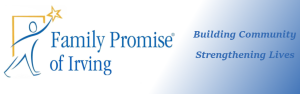 Family Promise of Irving logo